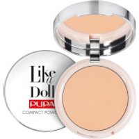 PUPA Like A Doll Perfecting Make-Up Fluid Nude Look Foundation (Various Shades) - Sand