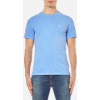 Barbour Mens Garment Dyed T-Shirt - Sky - S