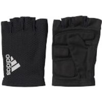 adidas Hand Schuh Cycling Gloves - Black/White - S