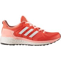 adidas Womens Supernova ST Running Shoes - Easy Coral - US 6/UK 4.5