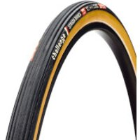 Challenge Strada Bianca 260 TPI Tubular Road Tyre - Black/Tan - 700c x 30mm