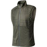 adidas Mens Ultra Energy Running Vest - Utility Grey - L