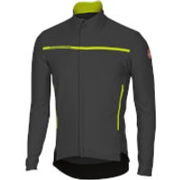 Castelli Perfetto Long Sleeve Jersey - Anthracite - M