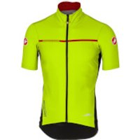 Castelli Perfetto Light 2 Jersey - Yellow Fluo - M