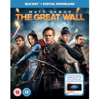 The Great Wall (Includes Digital Download)