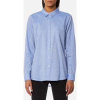 Gestuz Womens Lith Shirt - Denim Blue - EU 34/UK 6