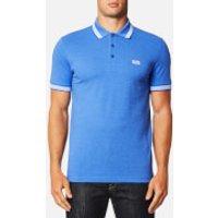 BOSS Green Mens Paddy Polo Shirt - Victoria Blue - L