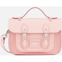 The Cambridge Satchel Company Womens Mini Satchel - Seashell Pink