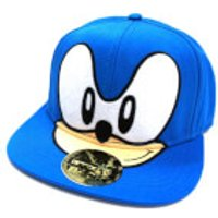 SEGA Sonic the Hedgehog Snapback Cap - Blue