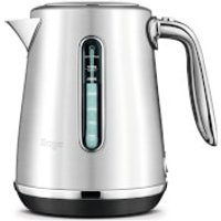 Sage by Heston Blumenthal BKE735BSS The Soft Top Luxe 1.7L Kettle - Brushed Steel