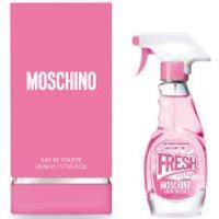 Moschino Fresh Couture Pink EDT 50ml Vapo