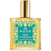 NUXE Huile Prodigieuse Oil 25th Anniversary Limited Edition 100ml - Green
