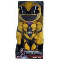 Power Rangers Large Plush Toy - Yellow