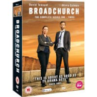 Broadchurch Series 1-3 Boxed Set