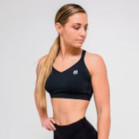 XL - Core Sports Bra - Black