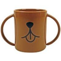 Animal Mugs Dog Mug - Brown