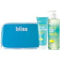 bliss Lemon and Sage Bath Duo