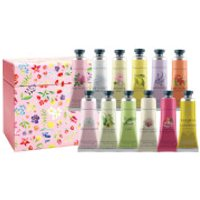 Crabtree & Evelyn Hand Therapy Gift Set - Pink - 12 x 25g (Worth 72)