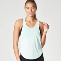Myprotein Womens Core Racer Back Crop Vest - Charcoal, M