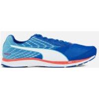 Puma Mens Speed 100 Ignite Running Trainers - Lapis Blue/Turquoise/Puma White - UK 7 - Blue
