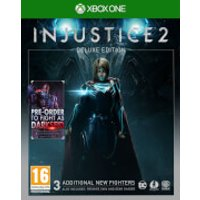 Injustice 2: Deluxe Edition - Including Steelbook
