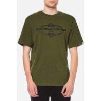 Billionaire Boys Club Mens Wealth Seeker T-Shirt - Olive - M