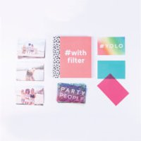 With Filter Photo Album - Coral