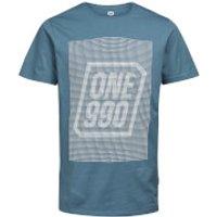 Jack & Jones Mens Core Kevin T-Shirt - Stellar - XL - Blue