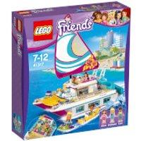 LEGO Friends: Sunshine Catamaran (41317)