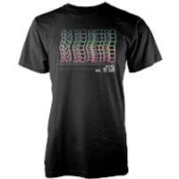 Im So Retro Mens Black T Shirt - XL