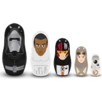 Star Wars: The Force Awakens Plastic Nesting Dolls