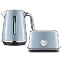 Sage by Heston Blumenthal BTA735BBG The Toast Select Luxe 2 Slice Toaster & Kettle - Blueberry Granita