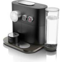 Nespresso by KRUPS XN600840 Expert Coffee Machine - Matte Black