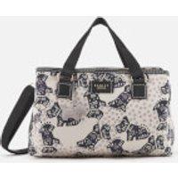 Radley Womens Folk Dog Medium Multiway Bag - Chalk