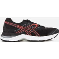Asics Womens Gel Pulse 9 Trainers - Black/Flash Coral/Carbon - UK 6