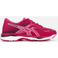 Asics Womens Gel Cumulus 19 Trainers - Cosmo Pink/White/Winter Bloom - UK 6