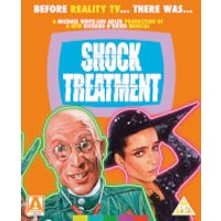 Shock Treatment Cosmo Limited Edition