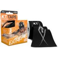 KT Tape Extreme Synthetic Precut 10 - Jet Black