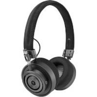 Master and Dynamic ME03 On Ear Headphones - Gunmetal/Black Alcantara