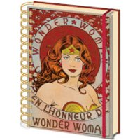 Wonder Women A5 Notebook (En LHonneur De)