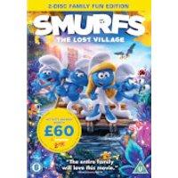 Smurfs: The Lost Village (2 Disc Family Fun Edition)