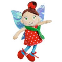 The Irish Fairy Door Company Fairy Friends Plush - Evie-Bee