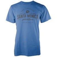 Native Shore Mens Santa Monica T-Shirt - Blue - S
