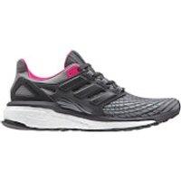 adidas Womens Energy Boost Running Shoes - Grey - US 7/UK 5.5 - Grey