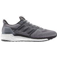adidas Mens Supernova Running Shoes - Black/Grey - US 11.5/UK 10 - Black/Grey