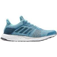 adidas Womens Ultra Boost ST Running Shoes - Blue - US 7/UK 5.5 - Blue
