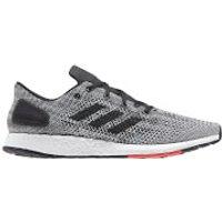adidas Mens Pure Boost DPR Running Shoes - Black/Grey - US 9.5/UK 8 - Black/Grey