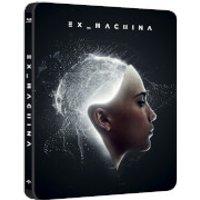 Ex-Machina - Zavvi Exclusive Limited Edition Steelbook