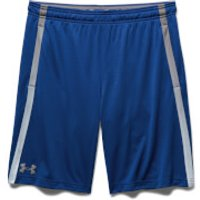 Under Armour Mens Tech Mesh Shorts - Blue - XL - Blue