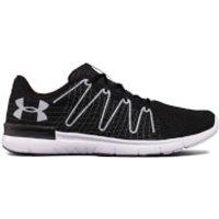 Under Armour Mens Thrill 3 Running Shoes - Black - US 12/UK 11 - Black